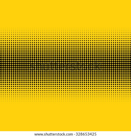 how to make halftone dots in illustrator