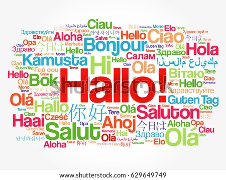 Christmas greetings in konkani language sinter d hello word cloud different languages world stock vector m4hsunfo