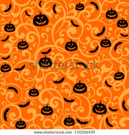 Halloween background. vector illustration