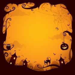 halloween border for design - Halloween Pictures Free
