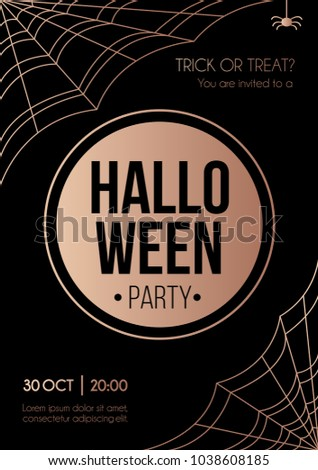 Put Spell On You Halloween Quote Stock Vector 726696445 - Shutterstock