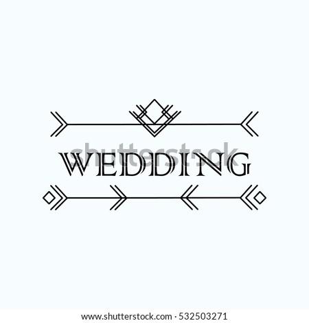 Hand drawn dividerweddingsave dateornamental decorative elements weddingsave the dateornamental decorative elements vector illustration junglespirit Image collections