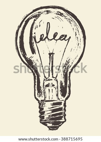 Нарисовать лампочку своими руками 31