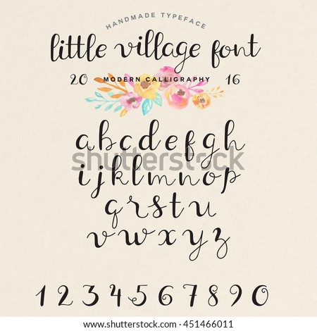 Modern Calligraphy Stock Images, Royalty-Free Images & Vectors ...