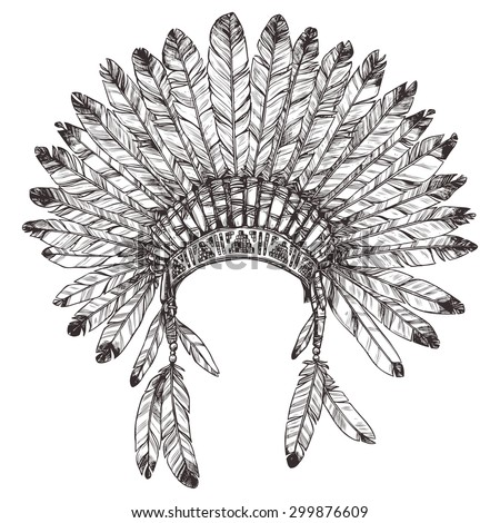 Headdress on headdress