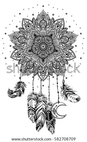 Elephant Head Adult Antistress Coloring Page Imagem