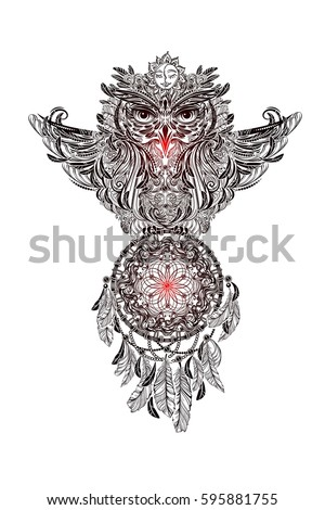 Owl Flying Stock Images Royalty Free Images Amp Vectors