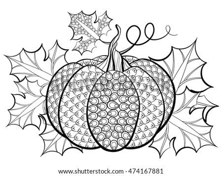 pumpkin mandala coloring page - pumpkin mandala coloring pages pumpkin best free
