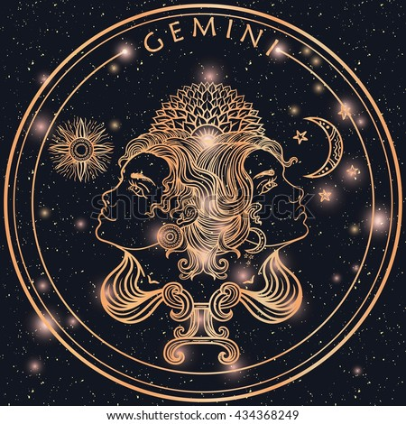 Gemini Stock Images Royalty Free &amp Vectors
