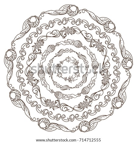 abstract space coloring pages - photo#23