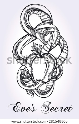 Snake Apple Stock Images, Royalty-Free Images & Vectors ...