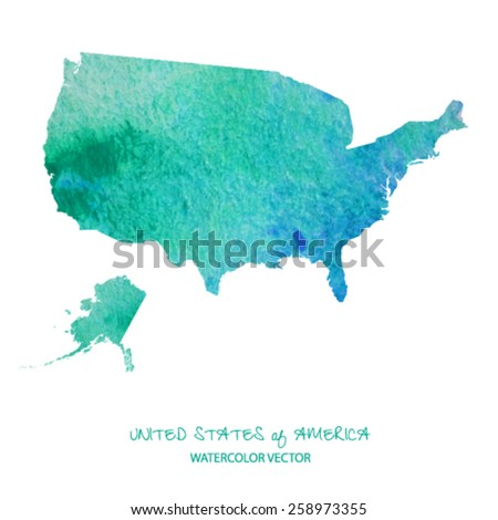 United States Outline Vector Stock Photos RoyaltyFree Images - Hand drawn us map vector