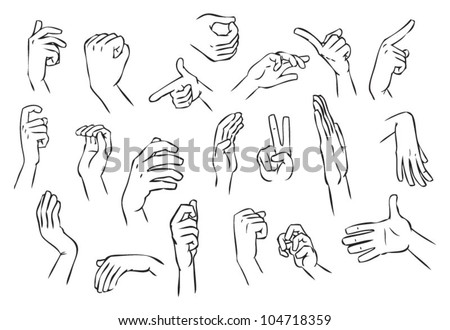 Understanding the Gestures and Signs Used for Communication