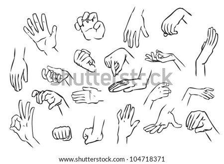 Tutorial 1 4 further Hands together with 111675265733740282 in addition Drawing Hand Poses furthermore Search. on gesture drawings of people