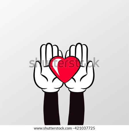 Stock Images similar to ID 146019113 - human care vector