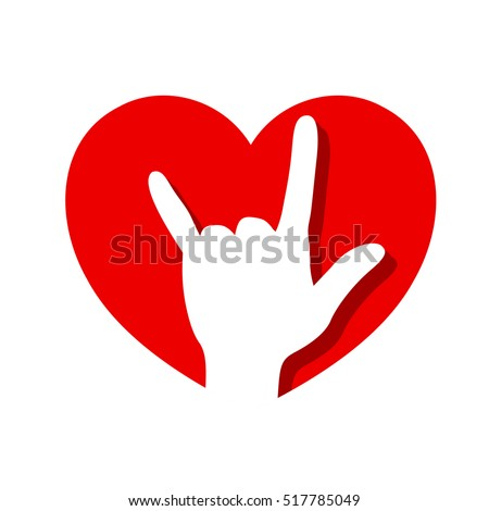 Images Of I Love You Sign Language Logo Spacehero