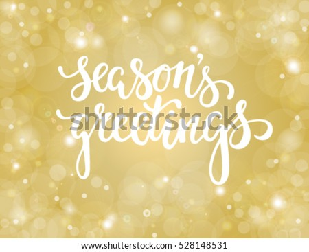Handdrawn lettering seasons greetings design holiday stock vector handdrawn lettering seasons greetings design for holiday greeting cards and invitations of the merry christmas m4hsunfo