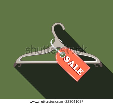 hangers with sale