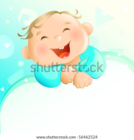 Happiness - stock vector