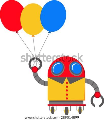 Happy Birthday - stock vector