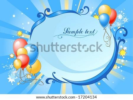 birthday backround