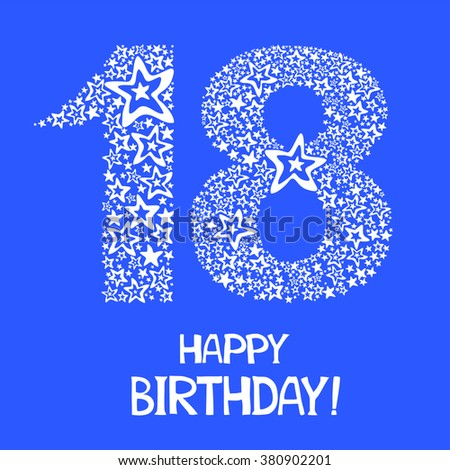 18 Birthday Stock Images, Royalty-Free Images & Vectors  Shutterstock
