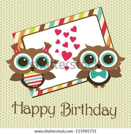 twinsbirthday stock photos, royaltyfree images  vectors, Birthday card
