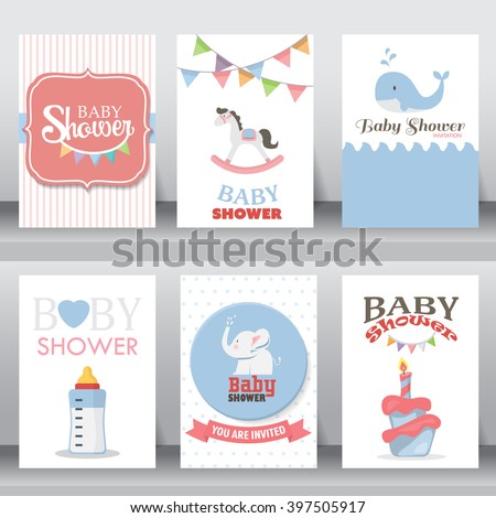 happy birthday holiday baby shower celebration stock vector 397505917 shutterstock. Black Bedroom Furniture Sets. Home Design Ideas