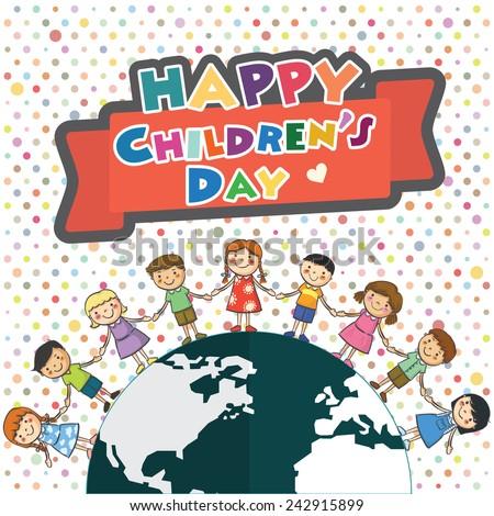 Resultado de imagen para Happy Children's Day