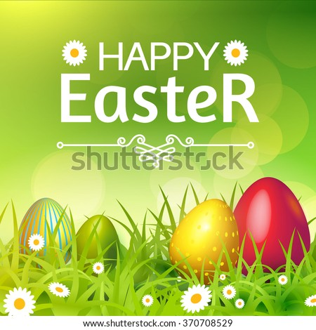 Happy Easter Card Images RoyaltyFree Images Vectors – Happy Easter Card
