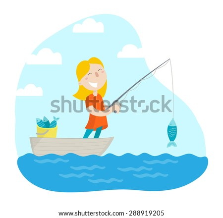 catching fish stock images royaltyfree images amp vectors