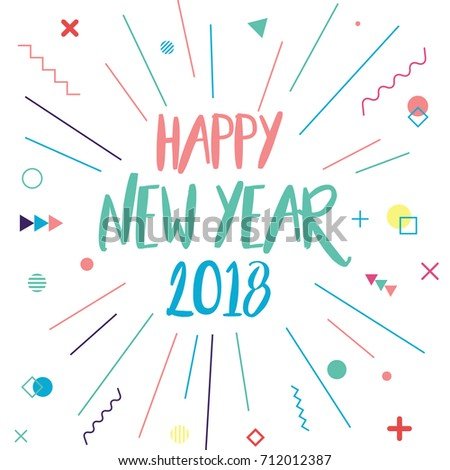 new year cards design - Forte.euforic.co