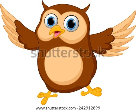 Owl Cartoon Stock Images, Royalty-Free Images & Vectors | Shutterstock