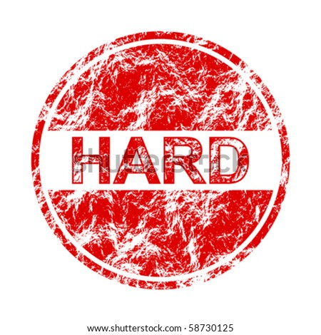 hard label