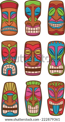 Tiki Stock Images Royalty Free Images Amp Vectors