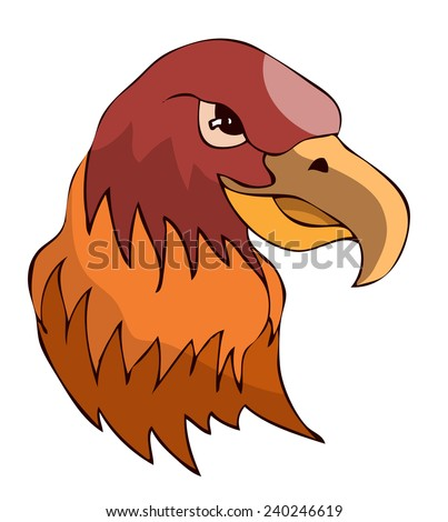 Angry hawk Stock Photos, Images, & Pictures | Shutterstock