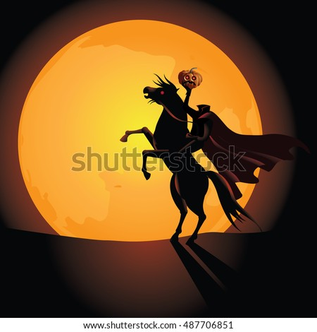 Headless Royalty Free Stock Music >> Headless Horseman Stock Images Royalty Free Images Vectors