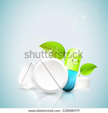 Health concept - stock vector