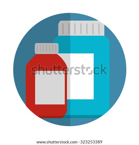 healthcare medical design, vector illustration eps10 graphic