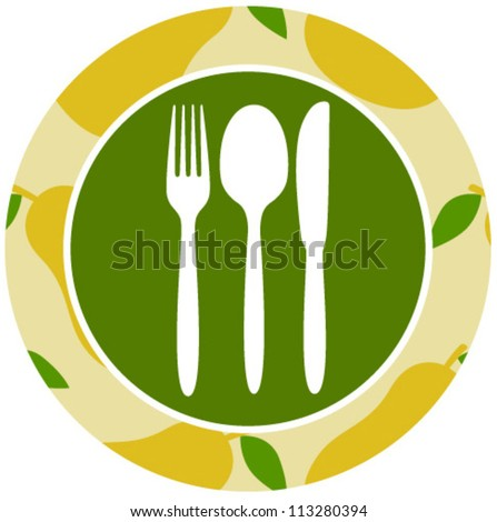 healthy food icon peer