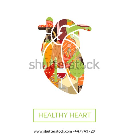 anatomical heart stock images, royalty-free images & vectors, Muscles