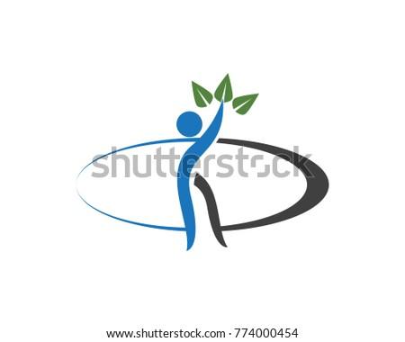 healthy logos template stock vector 774000454 shutterstock rh shutterstock com health logos pics health logos ideas