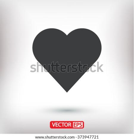 Heart icon, heart vector icon, heart icon illustration, heart icon eps, heart icon jpeg, heart icon picture, heart flat icon, heart icon design, heart icon web, heart icon art, heart ui icon. - stock vector