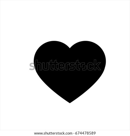 3965 Place Vector Illustration In Rank M Rank Heart Icon In