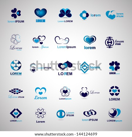 Heart Logos  Free Logo Maker