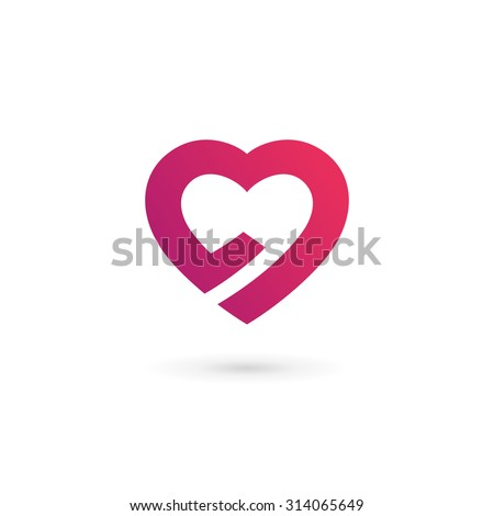 dating logo vector