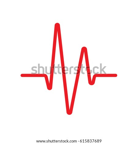 Heartbeat Images RoyaltyFree Images Vectors – Heart Rate Chart Template
