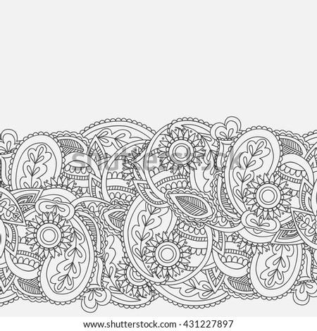 Henna mehndi card template mehndi invitation stock vector 431227897 henna mehndi card template mehndi invitation stock vector 431227897 shutterstock stopboris Images