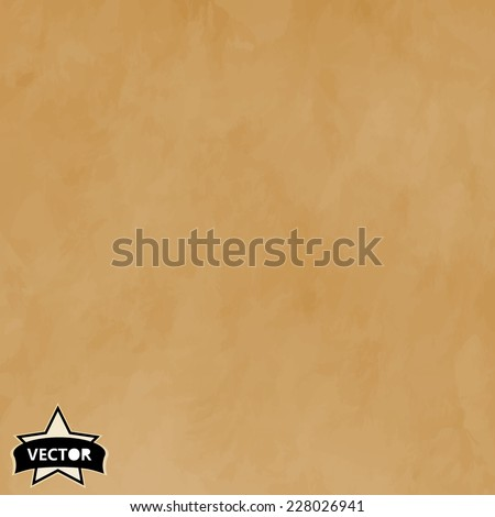 hi res brown grunge textures and backgrounds - stock vector