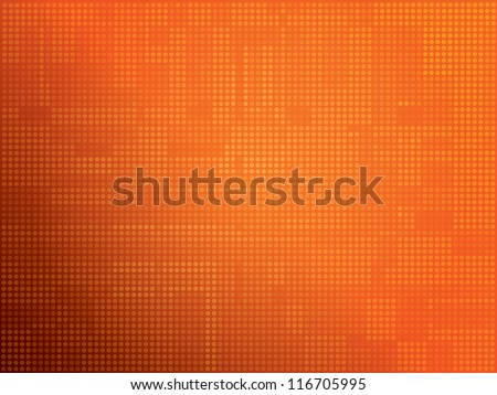 Hi tech abstract geometric background - stock vector